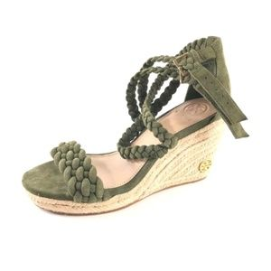 bec796f779e9 Tory Burch Shoes - 🍀TORY BURCH BAILEY BANANA LEAF ESPADRILLES